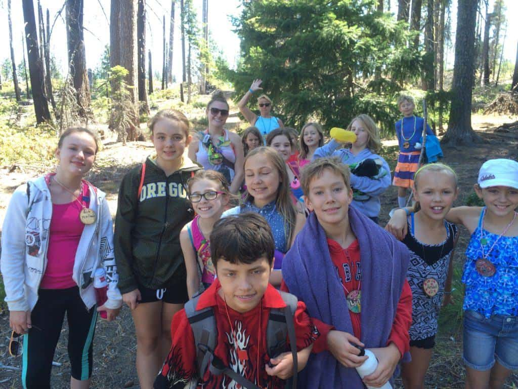 Episcopal Week at Camp 2015