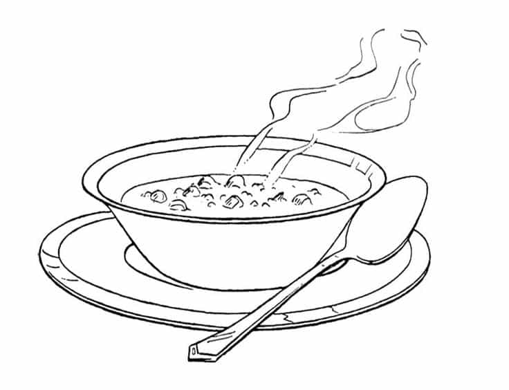 Image result for advent soup and study