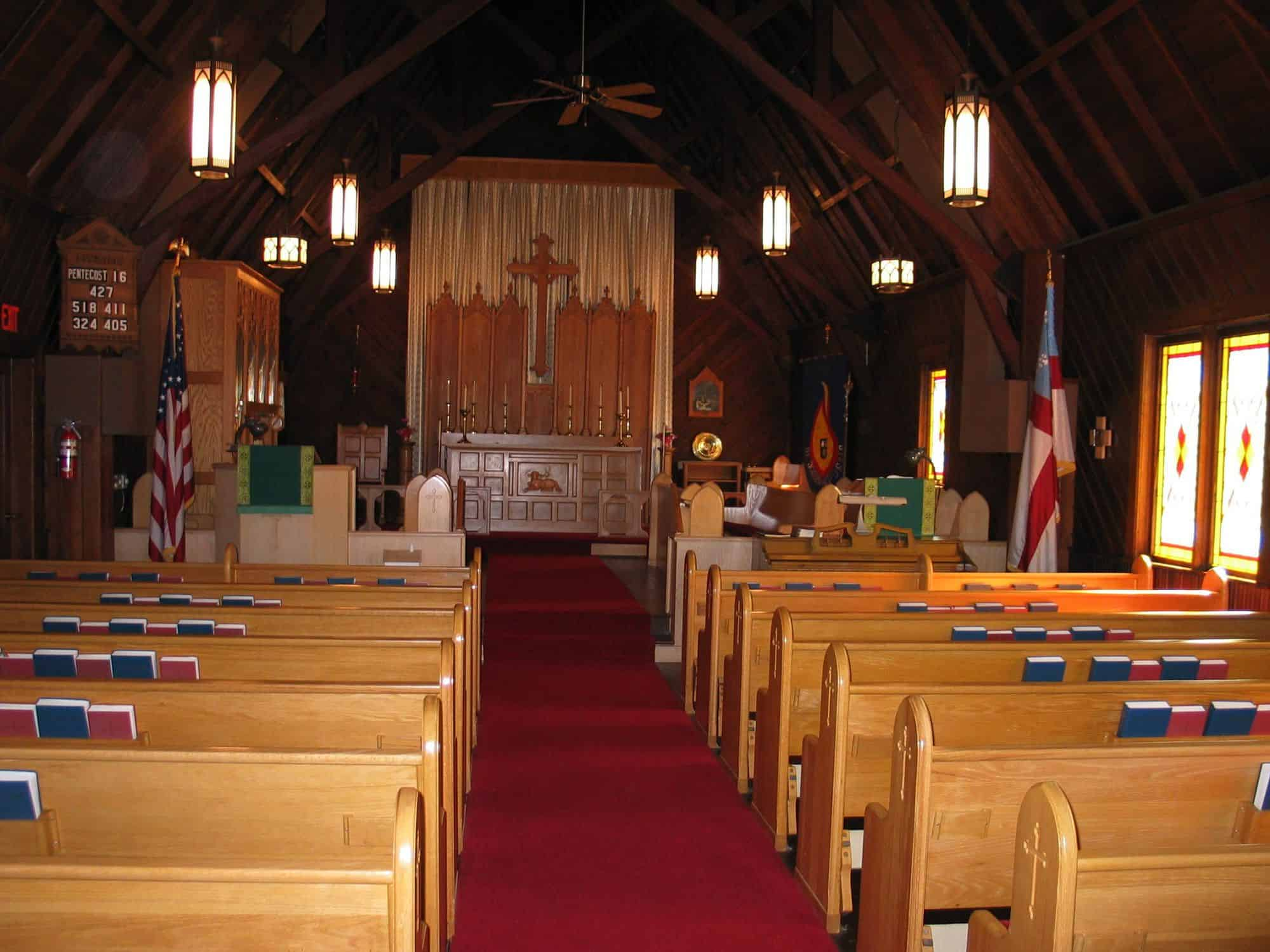 St. James the Apostle, Coquille, seeks a full-time Vicar