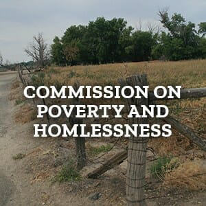 Commission on Poverty and Homelessness
