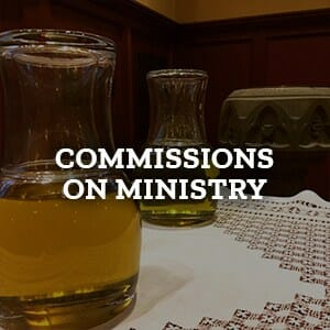 Commission on Ministry