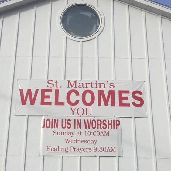 St. Martins Welcomes You