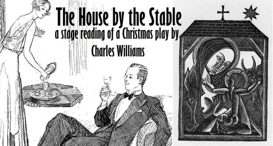 Christmas Stable Drawing.The House By The Stable Christmas Play Episcopal Diocese